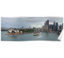 The Opera House - Sydney Poster
