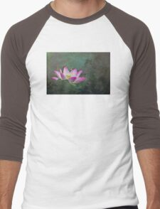 Mystical Lotus Men's Baseball ¾ T-Shirt