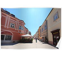 Around Győr  Poster