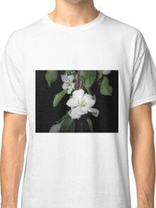Apple blossom at night (2) Classic T-Shirt