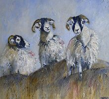 Suspicious Swaledales by Sue Nichol