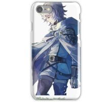 Seraph of the end iPhone Case/Skin