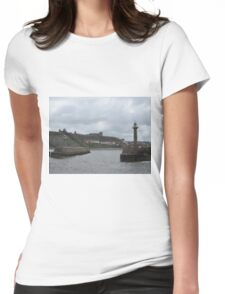 Whitby2 Womens Fitted T-Shirt