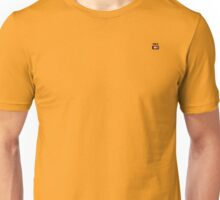 Wax on wax off - black type - smaller design horizontal Unisex T-Shirt