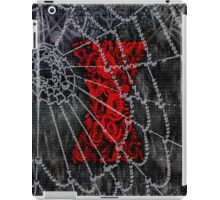 Black Widow Spice Latte iPad Case/Skin