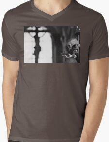 Life and Death Mens V-Neck T-Shirt