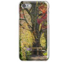 Seasons of Serenity iPhone Case/Skin