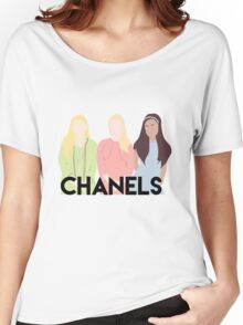 Chanels Women's Relaxed Fit T-Shirt