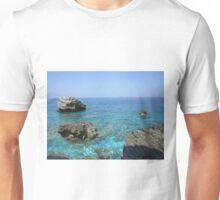 Coast at Mount Pelion Greece Unisex T-Shirt
