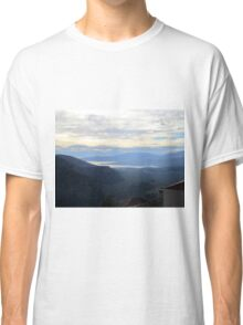 View from Delphi, Greece Classic T-Shirt