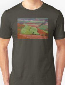 Red Land 06 Unisex T-Shirt