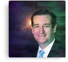 American Patriot Ted Cruz Canvas Print