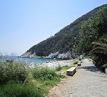 Greece near Mount Pelion by Eleanor11