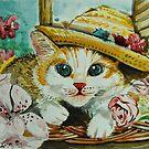 Kitty  by Ciobanu Adrian