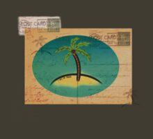 I am an Island Tee by Adriana Glackin