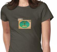 I am an Island Tee Womens Fitted T-Shirt