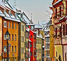 nuremberg colour by gruntpig