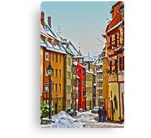 nuremberg colour Canvas Print