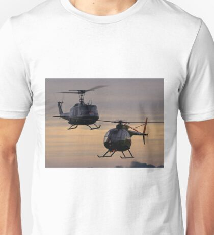 Cayuse and Huey Unisex T-Shirt