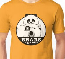 Bears Right Here Unisex T-Shirt