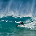 Close Out - Maroubra Beach - Sydney - Australia by Bryan Freeman