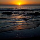 Pambula Sunrise 2 by John Vandeven