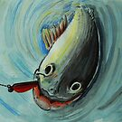 Big fish  by Ciobanu Adrian