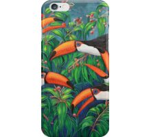 """Toucan Tea"" iPhone Case/Skin"