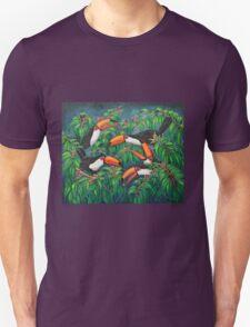 """Toucan Tea"" Unisex T-Shirt"
