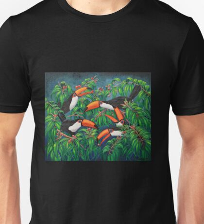 """Toucan Tea"" Unisex T-Shirt"