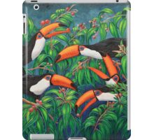 """Toucan Tea"" iPad Case/Skin"