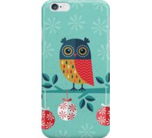 Whoo-Hoo It's Christmas! iPhone Case/Skin