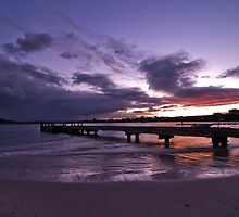 Blue Dawn - Murchison River by danny5910