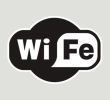 Wife ...a Wi-Fi parody