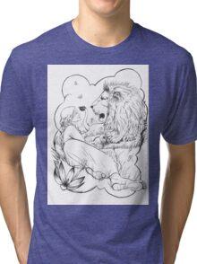 Aslan Tri-blend T-Shirt