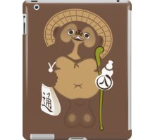 Japan 3 - Tanuki iPad Case/Skin
