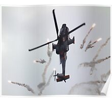 Popping Apache Poster