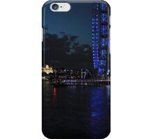 LONDON EYE THAMES PEEPHOLE iPhone Case/Skin