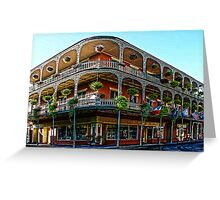 French Quarter 1 Greeting Card