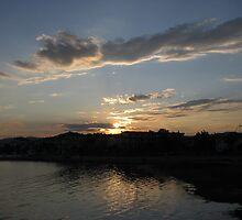 A sunset in Şarköy. by rasim1