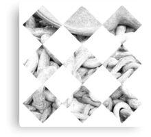 Chain Mail  Canvas Print
