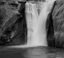Elk River Falls NC by Forrest Tainio