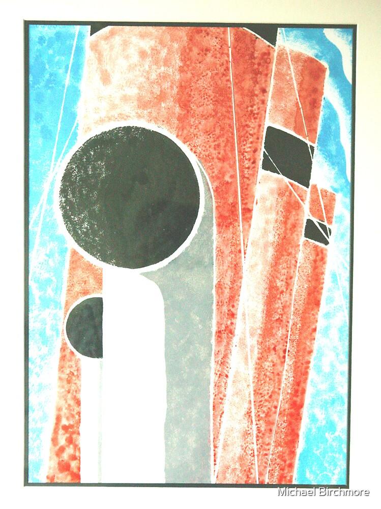 Ship stencil by Michael Birchmore