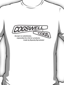 Cogswell Cogs Company T T-Shirt