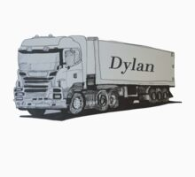 A Truck for Dylan Kids Tee