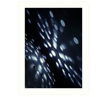 Colander and Light Art Print
