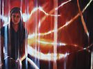 I saw sparks by Sukhwinder Flora