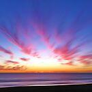 Time Warp Sunset by David Alexander Elder