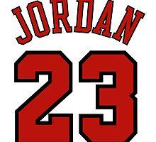 Jordan 23 by MountyBounty