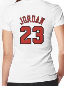 Jordan 23 Women's Fitted V-Neck T-Shirt